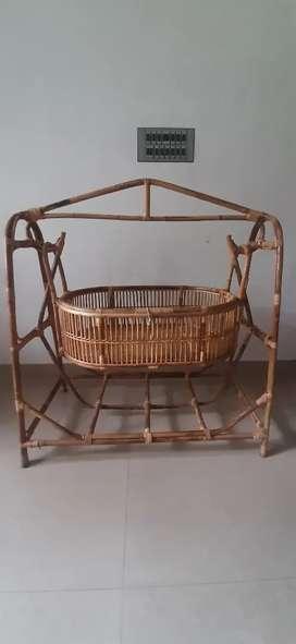 Baby Crib (Bamboo)