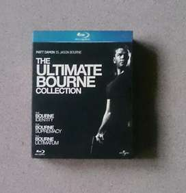 Bluray The Ultimate Bourne Collection