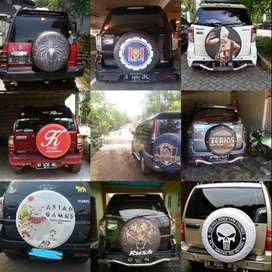 Cover/Sarung Ban Terios/Jimny/Ford Ecosport/Rush/New 2019#ClubValencia