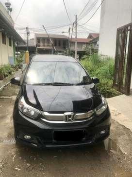 Honda Mobilio Facelift MT Type E Pemakaian 2018 Nego Bosque..
