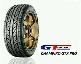 Ban GT radial champiro GTX pro ukuran 195/60/14