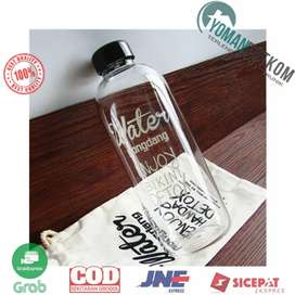 QWF236 Botol Minum Plastik BPA Free 1000ml