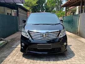 Toyota Alphard 2.4 Premium Sound