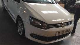 Volkswagen Vento 2013 Petrol Very Good Condition