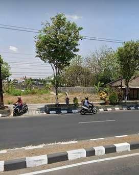 Jual Tanah 911m² Jalan Raya Solo - Sukoharjo, Jawa Tengah