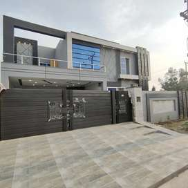 One Kanal Brand New 60 by 60 Corner  Designer Bungalow at Hot Location