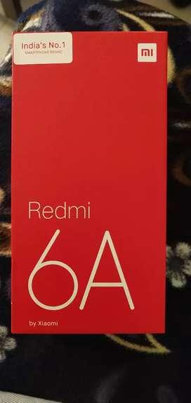 Redmi 6A mobail