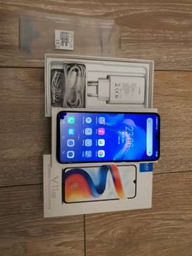 Vivo V11 Pro 10/10 PTA 6GB 128GB Blue Black Color Serious buyers only