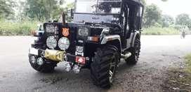 Jonga jeep ready for sale in haryana