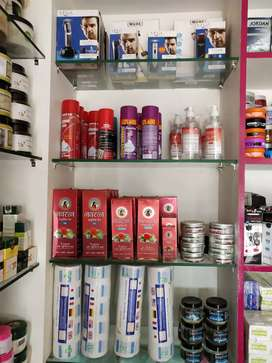 Sales Executive for Cosmetics and Saloon products