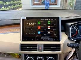 Headunit Android Terbaru Universal Garansi Resmi [FM Audio]