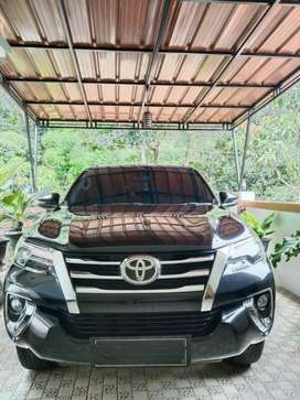 Toyota Fortuner 2018 Diesel