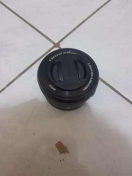 Lensa kit sony 16-50 OSS