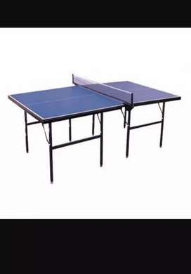 Table tennis without wheels