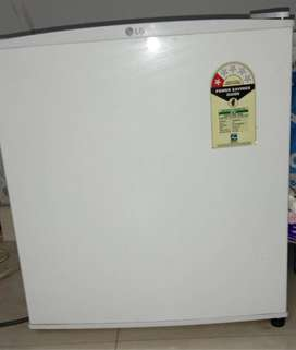 LG small fridge
