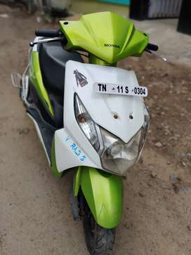 2016 HONDA DIO SINGLE OWNER VERY GOOD CONDITION SELF START WORKING