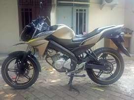 Vixion 2013 KS Warna Gold