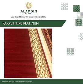 Store Karpet Masjid Sangat Terjangkau Gratis Vacuum Cleaner