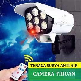 Led Solar Cell/ Tenaga matahari bentuk CCTV