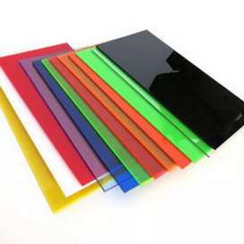 Acrylic 3mm Solid Colour Warna uk.122x244 Tangerang Joeragan Mika