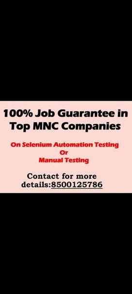 Selenium Automation Testing with Java