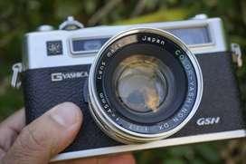 Yashica Electro 35mm film camera