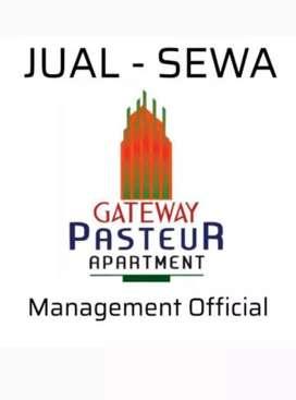 Sewa Harian/Mingguan Apartemen Gateway Pasteur 2 Bed Bandung Utara