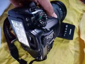 Canon 60D with 18-55