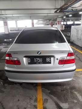 ServisRecord: BMW 318i facelift'04(D asli)KmRendah