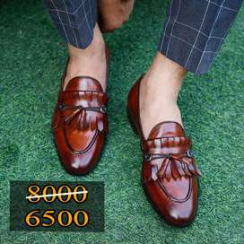 Hand Made leather Shoe