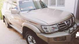 1998 NISSAN SAFARI. EXCHANGE POSSIBLE. ONLY FOR QUETTA. UNREGISTERED.
