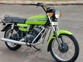 Yamaha RX 100 (1987 year)