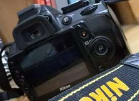 XD3100..With 18 to 55 mm lense in good condition,  good battery timing