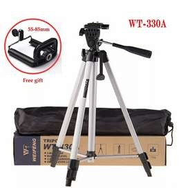 330A Tripod Stand Available For DSLR Mobile Ring light
