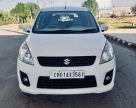 Maruti Suzuki Ertiga SHVS ZDI Plus, 2014, Diesel