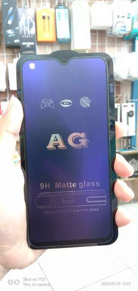 TEMPERED GLASS FULL ANTI BLUE LIGHT OPPO K5