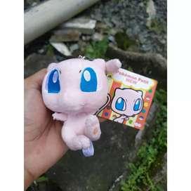 Boneka Pokemon Center Petit  Mew Original