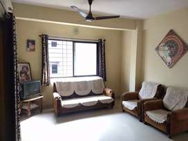 To sell a 1bhk flat measuring 705sq.ft.