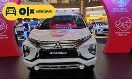 [Mobil Baru] Mitsubishi XPANDER 2019 DP Ringan Bunga Ringan