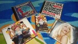 Jual / Sale CD Audio Original Import No Doubt &  Gwen Stefani