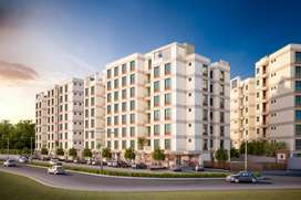 3BHK FLAT FOR SALE-  VASNA BHAYLI ROAD -  SHYAMAL PARK VIEW