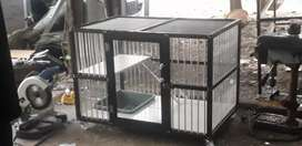 Kandang Kucing Aluminium Kuat