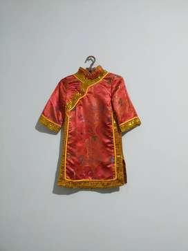 Cheongsam (Baju Cina) Anak