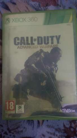 Xbox 360 Call of Duty, Advanced Warfare