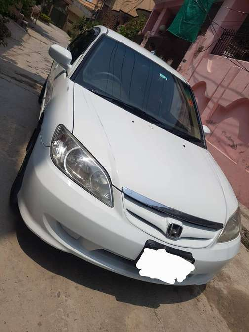Honda Civic 2005 for sale chill