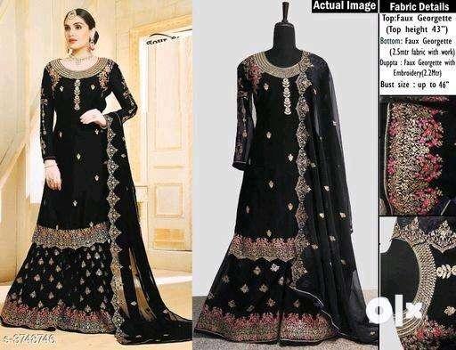 Kurta, Sarie, Gown and Dress material 0