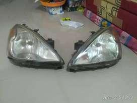 Headlamp Lampu Depan Avanza Xenia 1 Pasang lepasan Xenia 2005