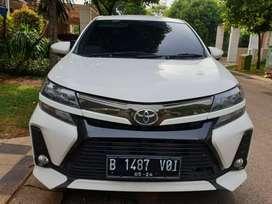 Toyota Avanza Veloz Matic Tahun 2019 Tangan Pertama KM 2rb Istimewa