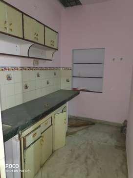 1 BHK ground floor portion chitrakoot near global hospital