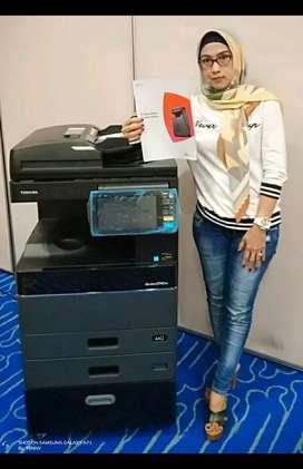 Mesin Fotocopy Toshiba Warna